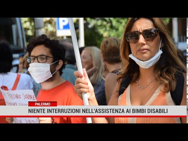 Il Comune di Palermo non avrà interruzioni nei servizi di assistenza ai bambini  con disabilità
