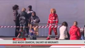 Lampedusa. Due nuovi sbarchi, salvati 60 migranti