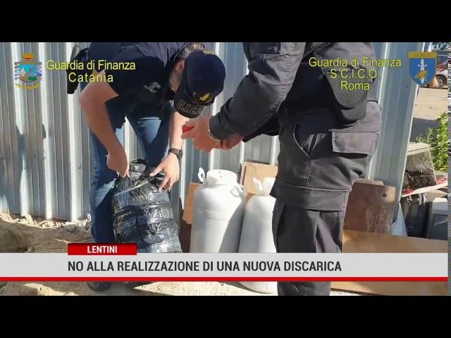 No ad una nuova discarica a Lentini. Appello del sindaco alla Regione