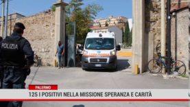 Palermo. 125 positivi nelle strutture di Biagio Conte