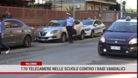 """Palermo. 170 telecamere """"intelligenti"""" in 20 scuole"""