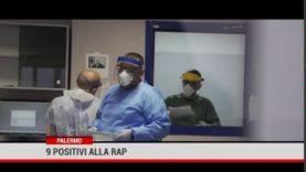 Palermo. 9 positivi alla Rap