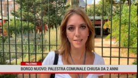 Palermo. A Borgo Nuovo, la palestra comunale è chiusa da 2 anni