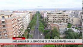 Palermo. AMG: bandi per l'assunzione di 27 figure professionali