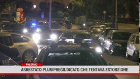 Palermo. Arrestato pluripregiudicato che tentava estorsione