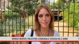 Palermo, Borgo Nuovo. Palestra chiusa da due anni. I residenti chiedono spiegazioni