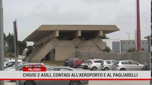 Palermo. Chiusi 2 asili, contagi all'aeroporto e al Pagliarelli.