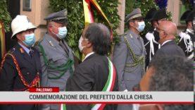 Palermo. Commemorazione del Prefetto Dalla Chiesa