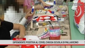 Palermo.Dipendente positiva al Covid, chiusa una scuola di Pallavicino