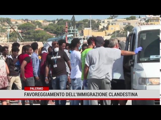 Palermo. Favoreggiamento dell'immigrazione clandestina: 14 arresti
