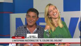 """Palermo. L' anteprima nazionale de """" Il colore del dolore"""