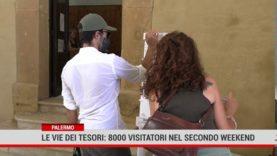 Palermo. Le Vie dei Tesori: 8000 visitatori nel II weekend