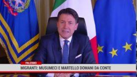 Palermo. Migranti: domani Musumeci e Martello da Conte