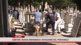Palermo. Nuova ordinanza per i cimiteri cittadini