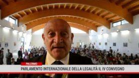 Palermo. Parlamento Internazionale della Legalità, IV convegno
