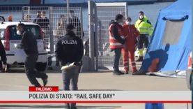 Palermo.Polizia di stato: operazione Rail Safe Day