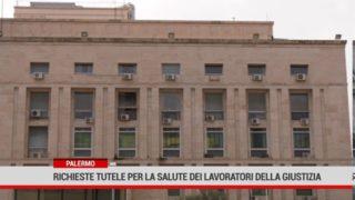 Palermo. Richieste tutele per la salute dei lavoratori della giustizia