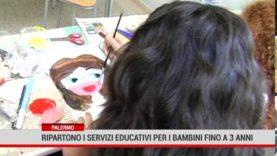 Palermo. Ripartono i servizi educativi per i bambini fino a 3 anni