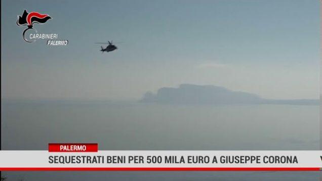 Palermo. Sequestro da 500mila euro all'imprenditore Giuseppe Corona