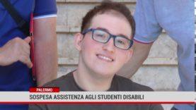 Palermo. Sospesa assistenza agli studenti disabili