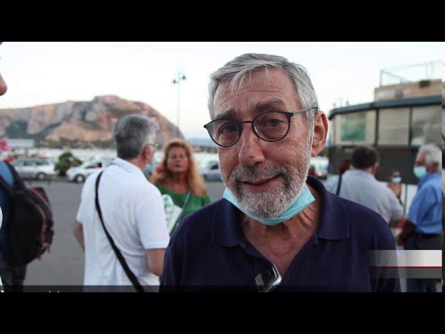 Palermo. Stop Global Warming. Raccolta firme a Mondello