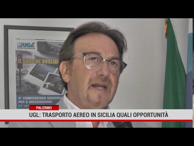 Palermo. Ugl: Trasporto Aereo in Sicilia, quali opportunità