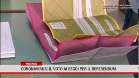 Referendum. Norme severe ai seggi per evitare rischi di contagio da covid 19