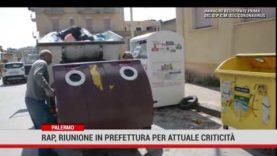 Rifiuti a Palermo. Vertice in prefettura