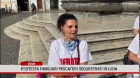 """Roma. Le famiglie dei pescatori arrestati in Libia: """"L'Italia deve farsi sentire con più forza"""""""