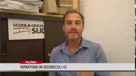 Scuola Cinema Sud, inaugurata la nuova sede a Palermo