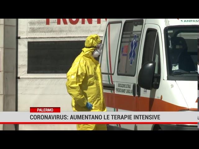 Sicilia. Aumentano i casi di covid 19. Al Cervello di Palermo esauriti i posti in terapia intensiva