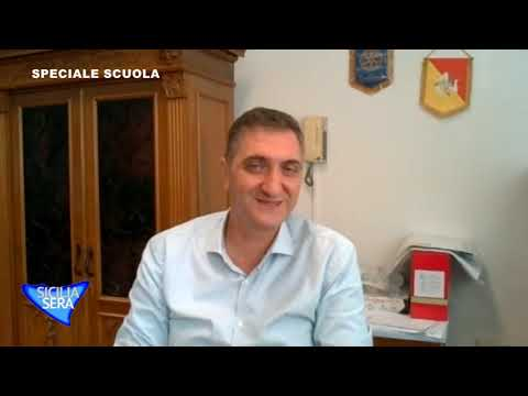SICILIA SERA FILIPPO CUCINA INTERVISTA NDREA TOMMASELLI  PRESIDE NAUTICO GIOENI TRABIA PALERMO