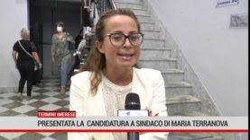 Termini Imerese. Presentata la candidatura a sindaco di Maria Terranova