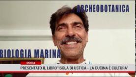 """Ustica. Presentato il libro """"Isola di Ustica – La Cucina è Cultura"""""""