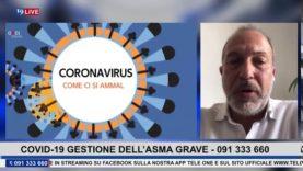 19 LIVE – COVID 19 GESTIONE DELL'ASMA GRAVE