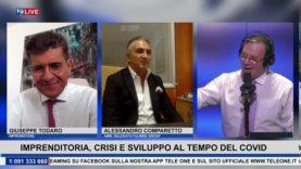 19 LIVE – IMPRENDITORIA, AL TEMPO DEL COVID con G.Ciuro, L.Zurino, G.Todaro e A.Comparetto.