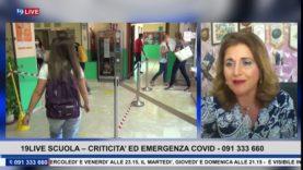 19 LIVE SCUOLA – CRITICITA' ED EMERGENZA COVID CON ROSOLINO CICERO