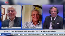 19LIVE – BLOCCO DEL BONUS SICILIA, RINVIATO IL CLICK DAY