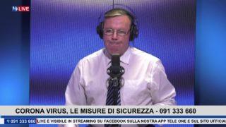 19LIVE   CORONAVIRUS, LE MISURE DI SICUREZZA