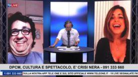 19LIVE – DPCM CULTURA E SPETTACOLO E' CRISI NERA