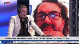 19LIVE  EMERGENZA SANITARIA E ANALISI DEI DATI EPIDEMIOLOGICI con il Dr. Flavio Poltrone