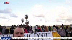 19LIVE LA PROTESTA DELLE PALESTRE CON PINO MANGANO