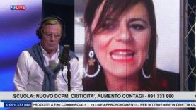 19LIVE SCUOLA – DPCM, CRITICITA' E AUMENTO CONTAGI CON D. CRIMI E CATERINA ALTAMORE