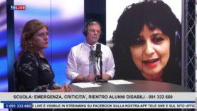 19LIVE – SCUOLA EMERGENZA, CRITICITA', ALUNNI DISABILI con Rosanna La Placa e Valeria Cataldo.
