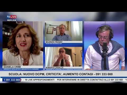 19LIVE SCUOLA – PUNTATA DEL 14 OTTOBRE 2020