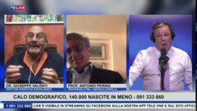 """19LIVE – Speciale """"IL DONO NELLA PMA"""" – con il Prof. Antonio Perino e Dr. Giuseppe Valenti"""
