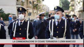 41° anniversario dell'uccisione del Giudice Cesare Terranova e del Maresciallo Lenin Mancuso