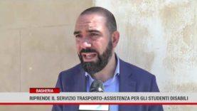 A Bagheria riprende il servizio di Trasporto e l'Assistenza specialistica per gli  studenti disabili