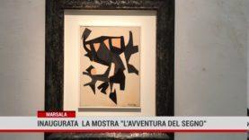 "A Marsala, la mostra ""L'avventura del segno"""