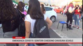 Aragona. Emergenza Covid-19: genitori chiedono chiusura scuole